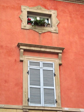 An Italian window
